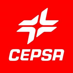 CEPSA logo vertical